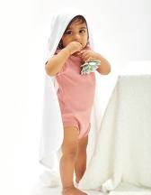Baby Organic Hooded Blanket