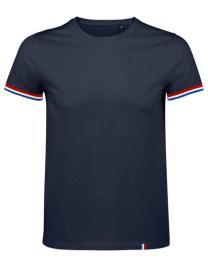 Men´s Short Sleeve T-Shirt Rainbow
