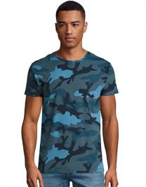 Men`s Camo T-Shirt